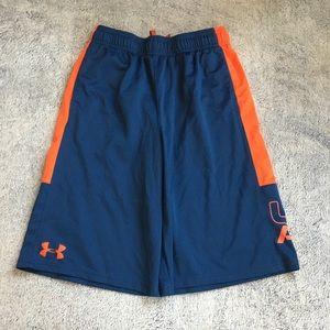 Under Armour Boys Basketball Shorts